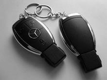 Изготовление ключей Mercedes (Мерседес)