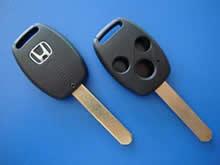 Изготовление ключей Honda (Хонда)