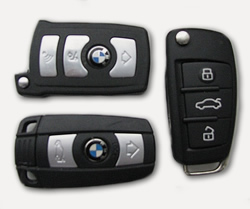 ключи с иммобилайзером после изготовления