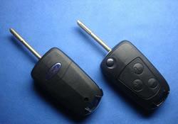 Изготовление ключей Ford