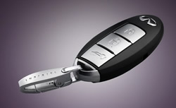 Изготовление ключей Infiniti (Инфинити)