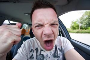 Агрессия за рулем