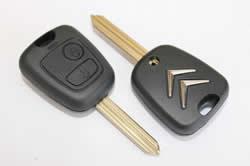 Изготовление ключей Citroen
